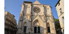 Eglise Saint Roch du centre-ville de Montpellier (® SAAM)
