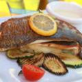 Le Bazar Montpellier restaurant propose la recette des filets de Daurade à la plancha (® networld-fabrice Chort)