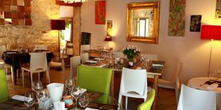 Anis et Canisses Montpellier restaurant traditionnel avec une cuisine faite Maison à base de produits frais en centre-ville avec des tables en terrasse (® SAAM-fabrice Chort)