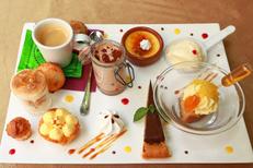 Anis et Canisses Montpellier Restaurant cuisine fait maison ici un café gourmand superbe (® SAAM-fabrice CHort)