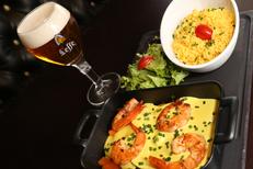 Au Bureau Montpellier Restaurant Brasserie Odysseum propose un grand choix de plats ( ® SAAM-Fabrice Chort)