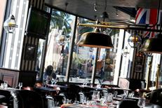 Au Bureau Montpellier Restaurant Brasserie Odysseum ( ® SAAM-Fabrice Chort)
