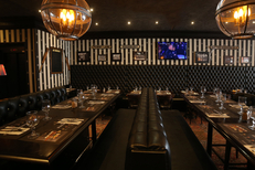 Restaurant Au Bureau Montpellier Odysseum et brasserie face au cinéma ( ® SAAM-Fabrice Chort)