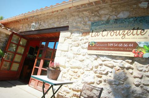 L'Auberge de La Crouzette de Combaillaux (® networld-fabrice Chort)