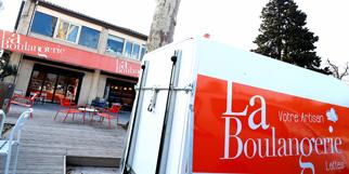 Boulangerie Mas Saint Pierre Lattes: snack, pains, gâteaux aux portes de Montpellier (® SAAM-fabrice Chort)
