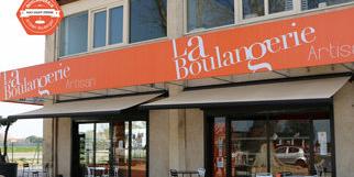 Boulangerie Mas Saint Pierre Lattes: snack, pains, gâteaux aux portes de Montpellier (®Boulangerie Mas Saint Pierre)