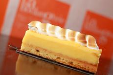Boulangerie Lattes Ponrouch au Mas Saint Pierre vend des gâteaux au rayon pâtisserie à déguster sur place ou à emporter (® SAAM-fabrice Chort)