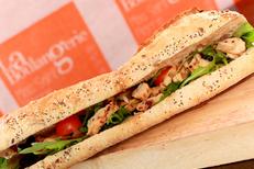 Boulangerie Ponrouch au Mas Saint Pierre Lattes propose de savoureux sandwichs dans es formules à emporter ou à déguster sur place (®SAAM-fabrice Chort)