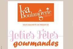 Boulangerie Ponrouch Lattes | Catalogue de Noël