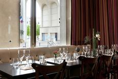 Ambiance de la salle de la brasserie La Suite dans le quartier Antigone de Montpellier (crédits photos:networld-S.Boirel)