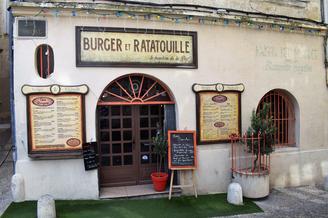 Burger et Ratatouille Montpellier Restaurant de burgers en centre-ville propose une cuisine fait maison et des tables en terrasse (® burger et ratatouille)