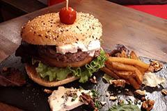 Carte du restaurant Burger et Ratatouille de Montpellier