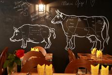 Café Léon Restaurant Montpellier : sa cuisine fait maison, ses produits frais, son ambiance et sa terrasse (® networld-fabrice Chort)