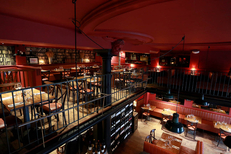 Restaurant Chez Boris Montpellier est une brasserie du centre-ville qui propose une cuisine fait maison. (® SAAM-fabrice CHORT)