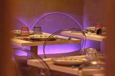 Le Kreisker Montpellier une crêperie à la décoration contemporaine au centre-ville (® NetWorld-Fabrice Chort)