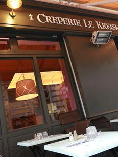 Crêperie Le Kreisker Montpellier au centre-ville (® NetWorld-Fabrice Chort)