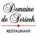 Logo du restaurant le Domaine de Soriech à Lattes
