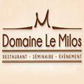 Logo du restaurant le Domaine de Milos de Castries
