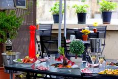 Fleur de Sel Sète est un restaurant de cuisine fait maison en centre-ville.(® SAAM fabrice CHORT)