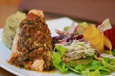 Georges Café Montpellier propose une cuisine Fait Maison en centre-ville (® networld-fabrice chort)