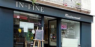 In Fine Frontignan est un restaurant traditionnel de cuisine fait maison.( ® SAAM fabrice Chort)