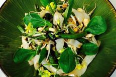L'Aromate Palavas un restaurant de produits frais propose des salades gourmandes au cœur de la cité  (® l'aromate)