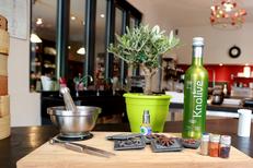 Atelier de l'Epicure Montpellier propose des cours de cuisine, service Traiteur et épicerie fine en centre-ville (® SAAM-Fabrice Chort)