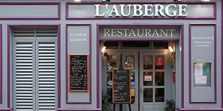 L'Auberge Sète est un restaurant traditionnel de cuisine fait maison proposant une cuisine de terroirs en centre-ville. (® SAAM-fabrice Chort)