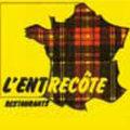 Logo du restaurant L'Entrecôte au centre-ville de Montpellier