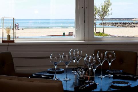 L' Escale Palavas est un restaurant de cuisine fait maison face à la mer. (® facebook l'escale)