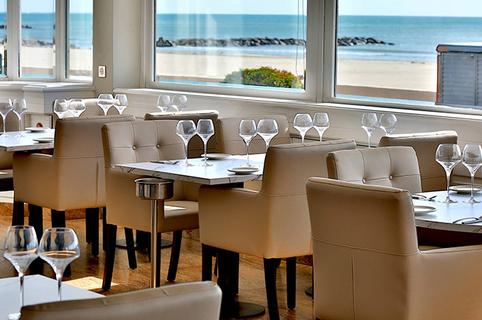 L' Escale Palavas est un restaurant de cuisine fait maison face à la mer. (®  l'escale - fabrice CHORT)