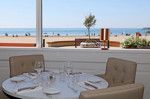 L' Escale Palavas est un restaurant de cuisine fait maison face à la mer. (® SAAM - fabrice CHORT)
