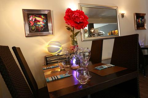 L'Insolite Mauguio est un restaurant de cuisine fait maison à base de produits frais sélectionnés. ( ® SAAM-fabrice Chort)