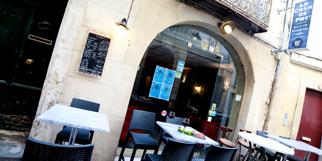 La Casa de Pat' Montpellier est un restaurant bar à vins en centre-ville dans le quartier Saint Roch proposant aussi des tapas et des burgers.(® networld-fabrice CHort)
