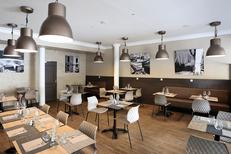La Cettoise Restaurant Montpellier avec une cuisine fait maison autour des poissons et spécialités sétoises dans le quartier des Beaux Arts (® SAAM-fabrice Chort)
