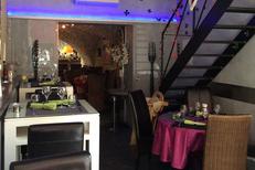 Le restaurant La Croq au sel Gallargues le Montueux présente différentes salles (® la croq au sel )