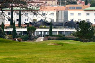 La Garrigue Juvignac Restaurant du Golf Restaurant gastronomique au sein de l'hôtel-restaurant Quality Hôtel Golf Resort Fontcaude dont le chef de cuisine est Jean-Christophe Grousset.(® SAAM-fabrice Chort)