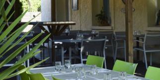 La Maison Lattes restaurant de grillades au feu de bois de viandes et poissons et de spécialités dans le quartier Fontvin aux portes de Montpellier.(® la maison)