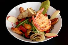 La Plancha Carnon est un restaurant de cuisine fait maison avec des produits frais (® SAAM-fabrice Chort)