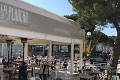 La Plancha Restaurant Carnon   Carte et Menus