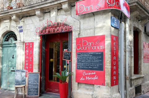 Le Ban des Gourmands Montpellier restaurant traditionnel au centre-ville (® networld-Fabrice Chort)