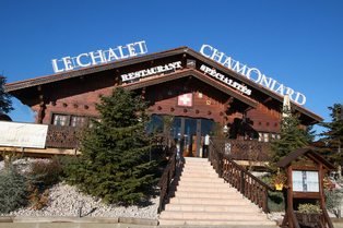 Le Chalet Chamoniard Lattes restaurant de fondues, raclettes et spécialités montagnardes aux portes de Montpellier (® SAAM-fabrice chort)