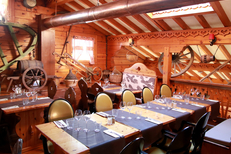 Chalet Chamoniard Montpellier Restaurant de fondues et raclettes à Lattes (® SAAM-fabrice chort)