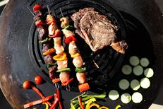 Le Chalet Chamoniard Montpellier propose des grillades et des plats traditionnels à Lattes (® SAAM-fabrice chort)