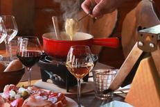Le Chalet Chamoniard Montpellier Restaurant savoyard propose des fondues et d'autres spécialités montagnardes à Lattes (® networld-fabrice chort)