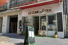 Le Come and Tea Montpellier est un salon de thé - restaurant - boutique en centre-ville (® come and tea)