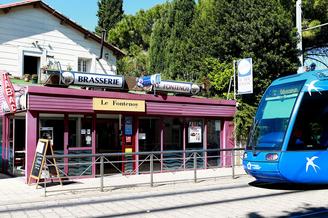 """Le Fontenoy Montpellier Restaurant Brasserie présente une cuisine """"fait maison"""" face à Saint Eloi (® SAAM-fabrice CHort)"""