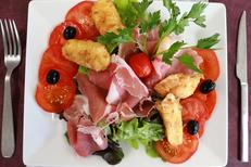 Le Fontenoy Montpellier Restaurant Cuisine fait maison face à Saint Eloi (® SAAM-fabrice Chort)