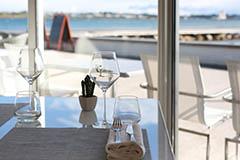 Le Grand Large Balaruc Restaurant de cuisine fait maison propose sa Carte et ses Menus (® SAAM-fabrice Chort)