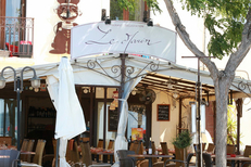 Le Marin Bouzigues Restaurant de poissons et fruits de mer avec une belle terrasse (® networld-fabrice Chort)